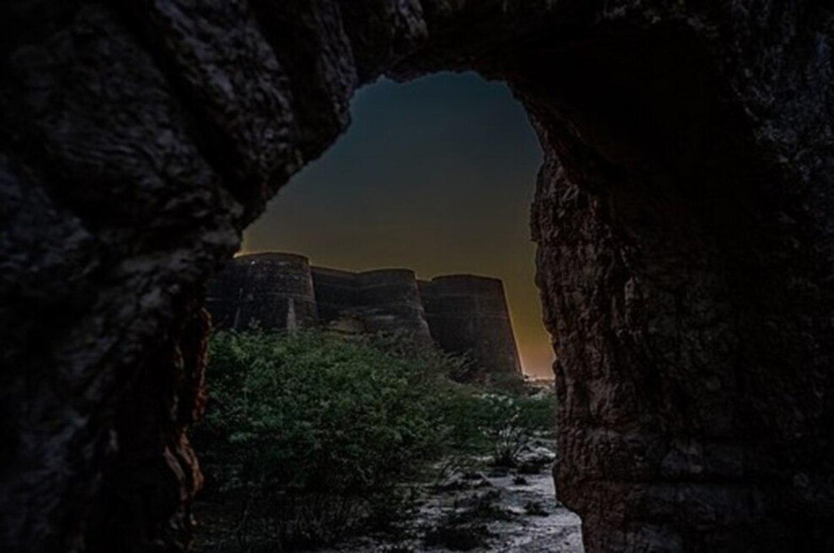 Terrifying View of Derawar Fort