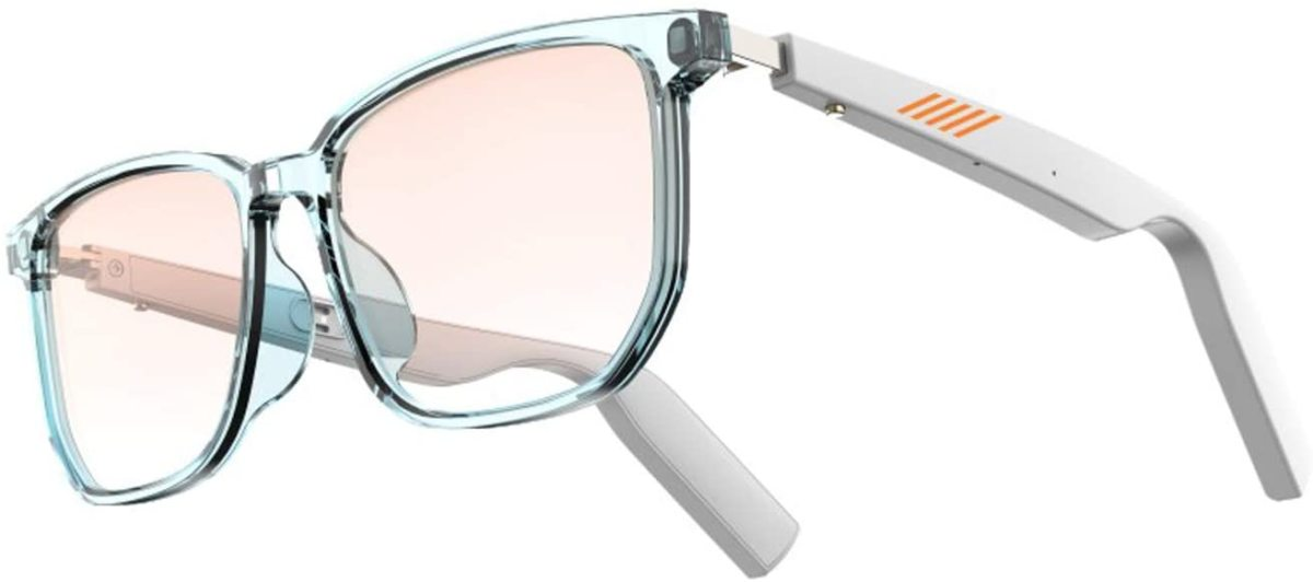 WGP Smart Audio Glasses protect your eyes from harsh screen glare while also providing wireless audio.
