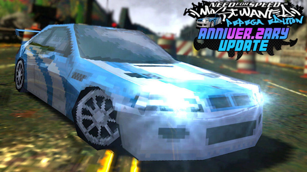 NFSMW Pepega Mod is an example of most famous funny game modifications