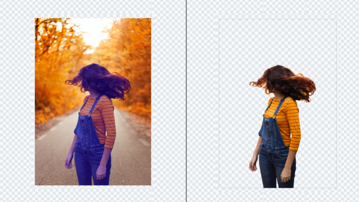 Remove backgrounds from any image even without any knowledge in photo editing or graphic design.