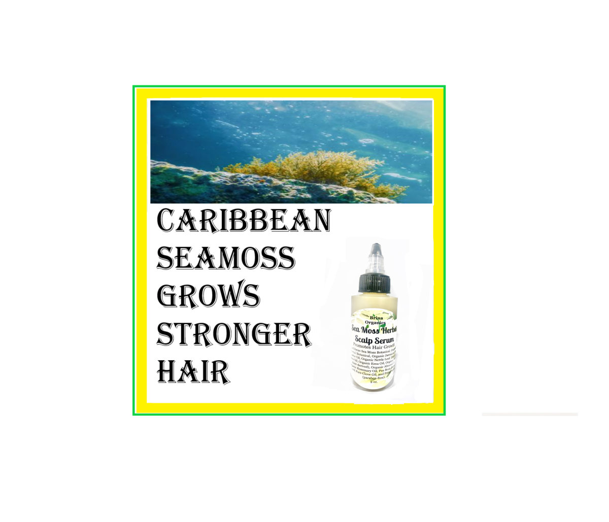 This serum is a DHT Blocker that prevents hair loss on the hairline edges/alopecia and promotes thicker hair.