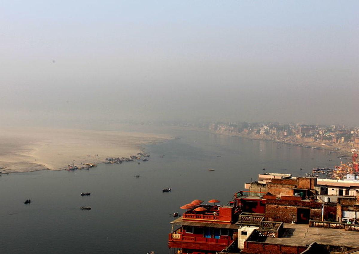 Ganga River (Varanasi)