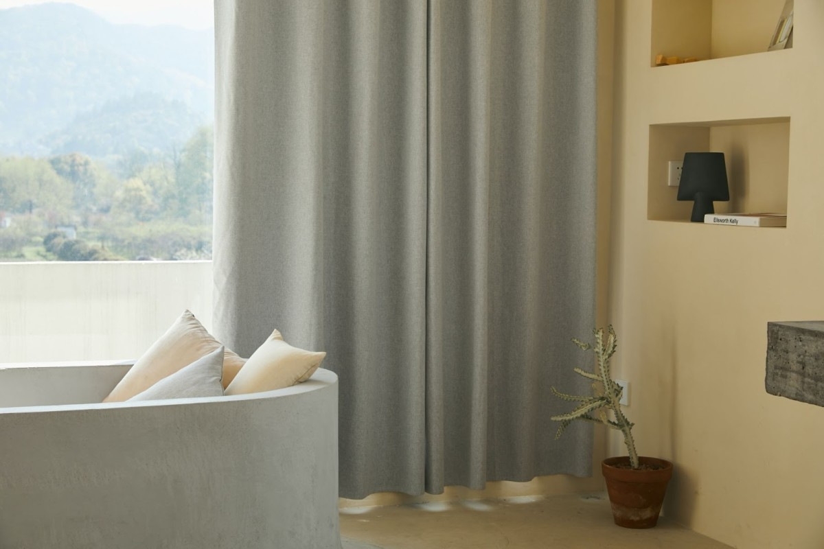 If you, like me, need thick drapes or simply just like them-this is another place where you should opt for neutrals