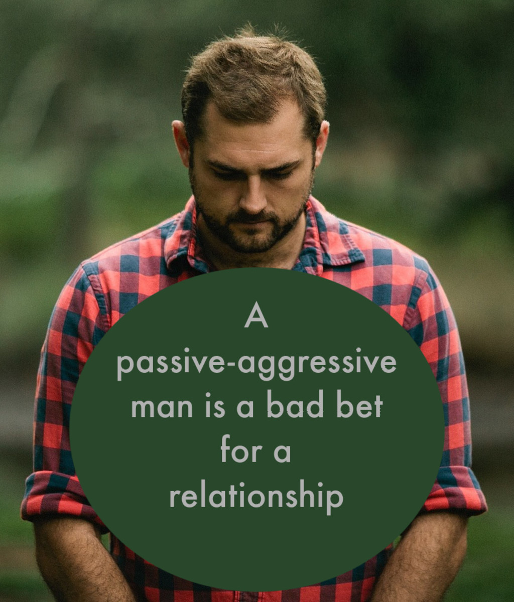 Passive-aggressive behaviors can start in childhood and are unlikely to change.
