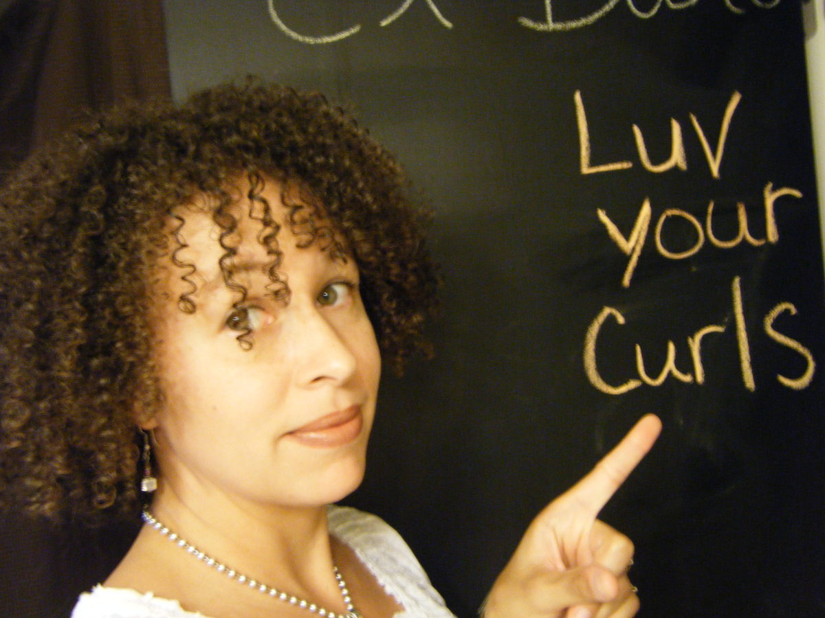 LOVE your curls!