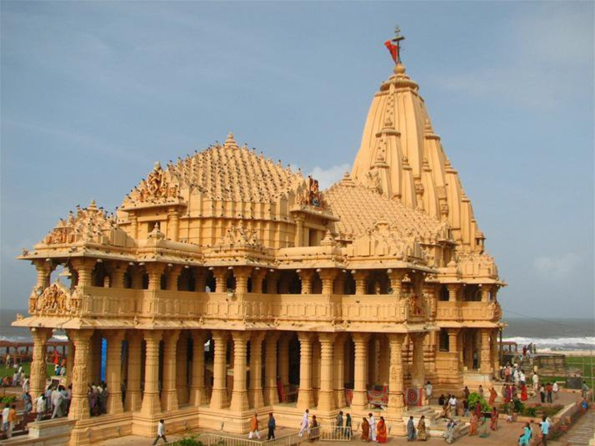 the-somnath-temple-a-historical-place