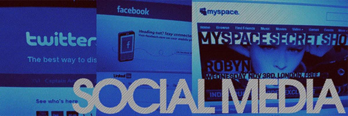 Photo of social media platforms
