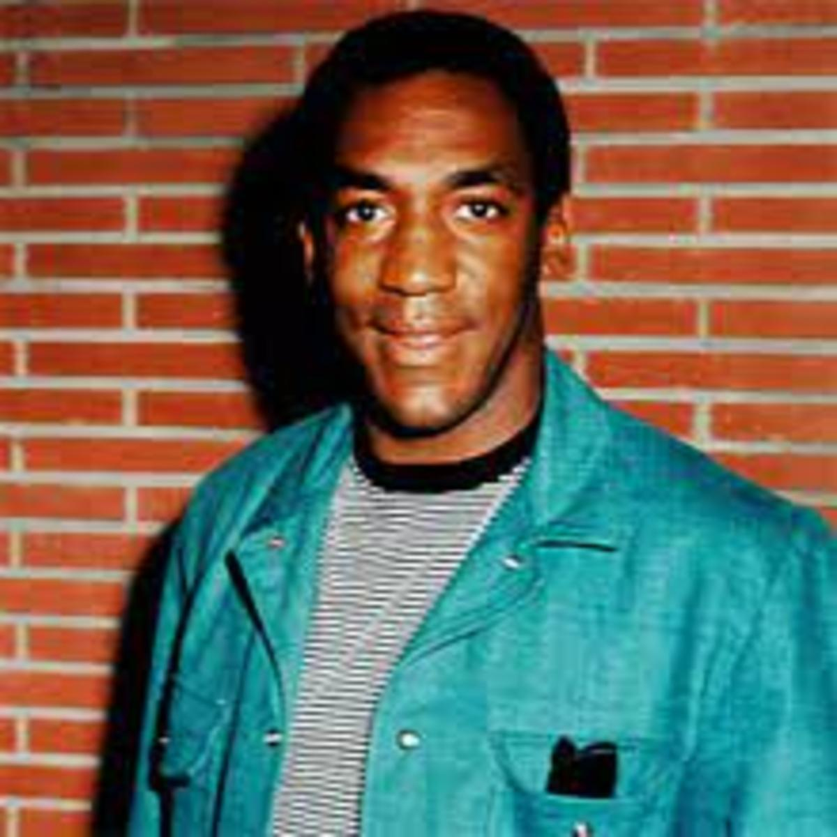 Cosby in his 20's