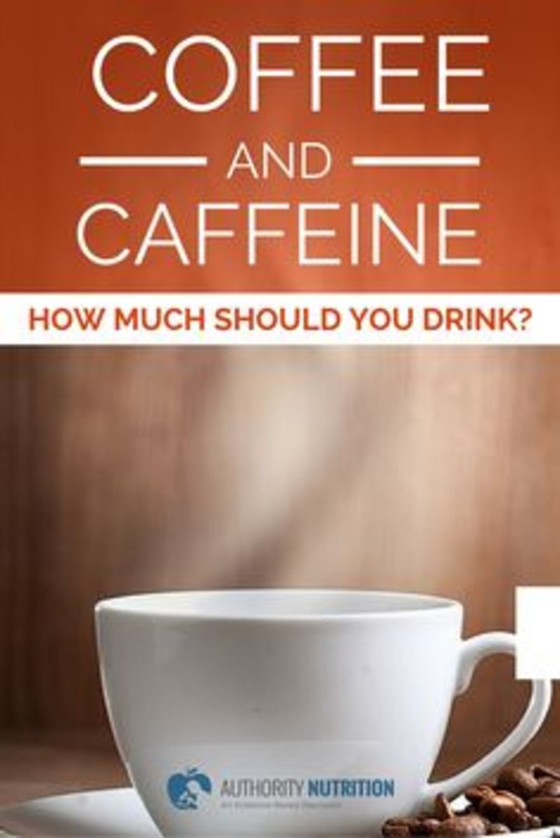 Coffee and Caffeine are two completely different substances. Coffee is a drink brewed by straining water through powdered roasted coffee beans, while caffeine is a widely consumed psychoactive drug most commonly found in coffee and carbonated drinks