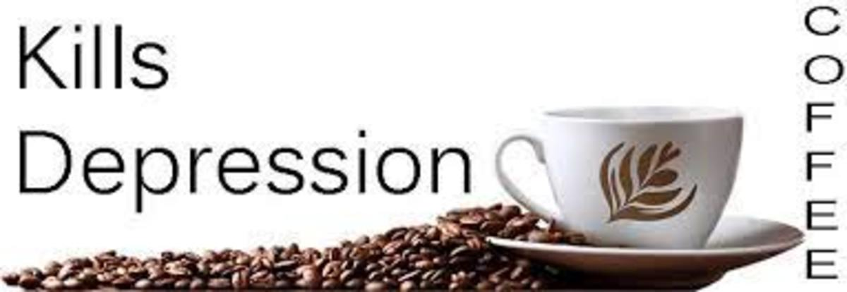 Caffeine may temporarily help some people with depression improve their mood. However, it may also make symptoms worse. Consuming 400 milligrams of caffeine is generally considered safe for most people, but this includes total daily caffeine intake f