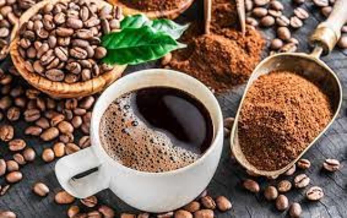 No one food or drink will make or break your long-term health. Caffeinated coffee is not recommended for: People with arrhythmias (e.g. irregular heartbeat) People who often feel anxious.