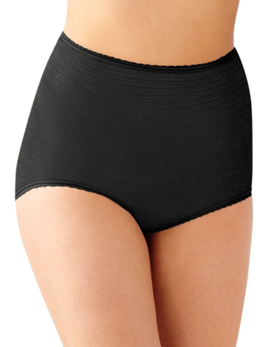 """Full briefs (commonly known as """"granny panties"""")."""