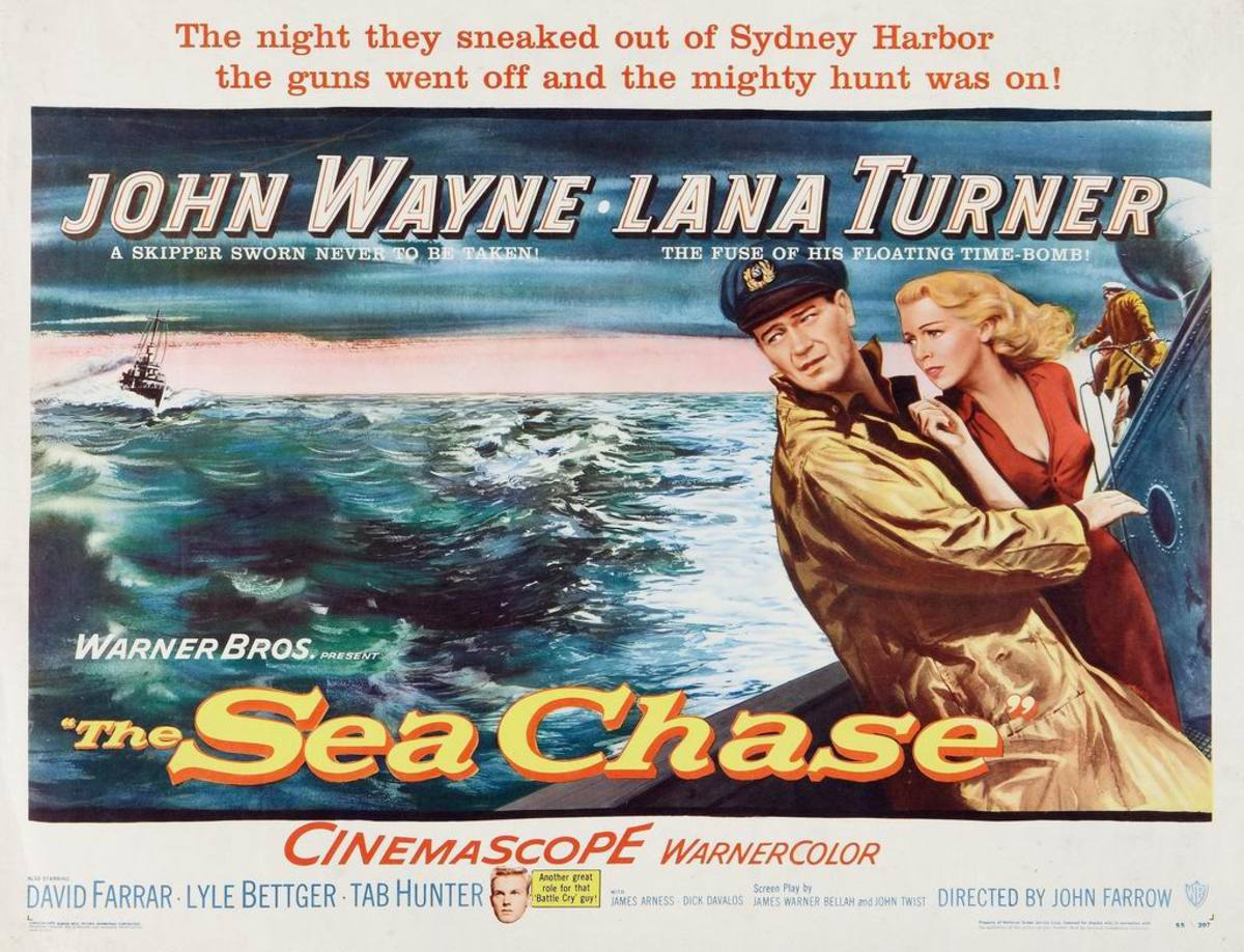 The Sea Chase 1955