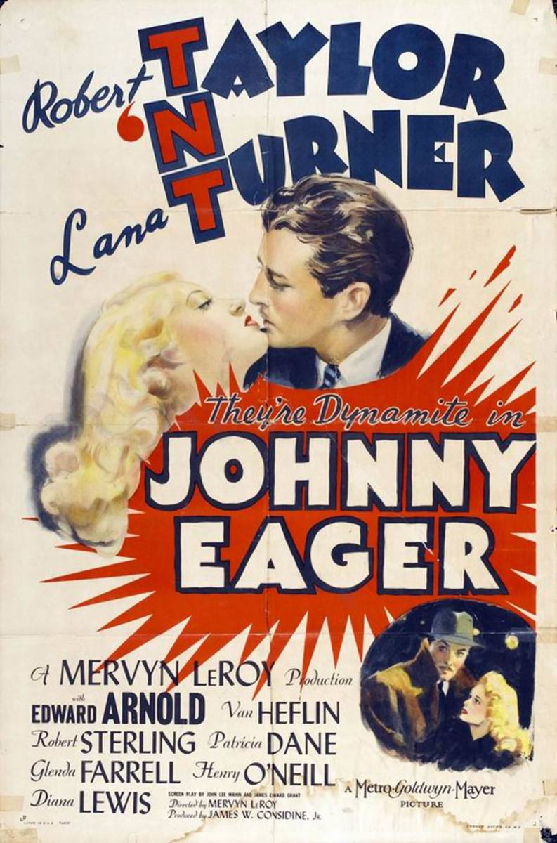 Johnny Eager 1941