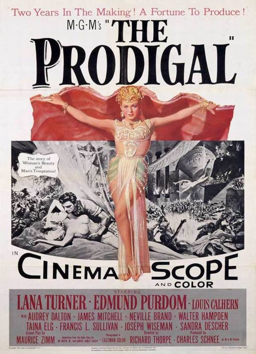 The Prodigal 1955