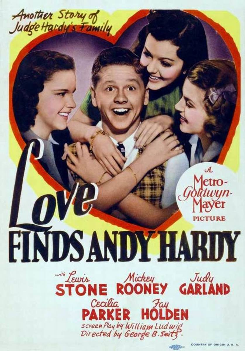Love Finds Andy Hardy 1938