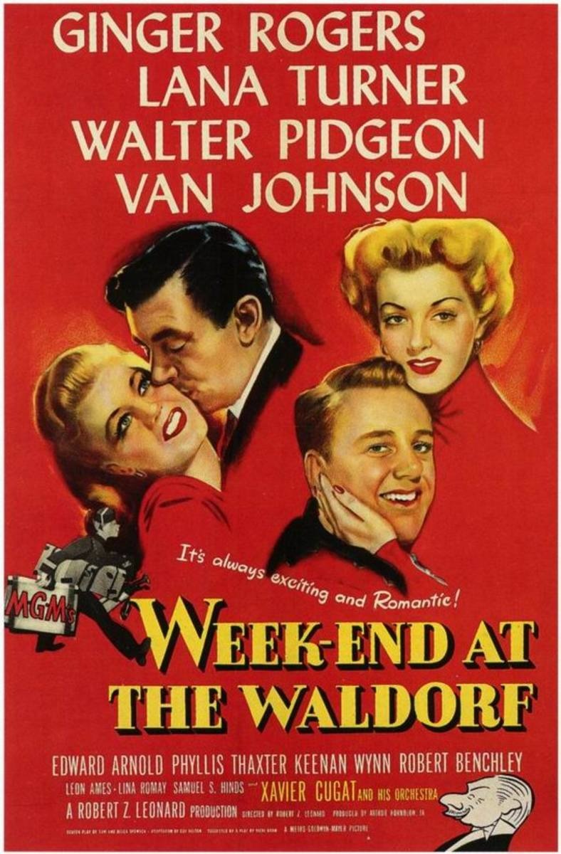 Week-End at the Waldorf 1945