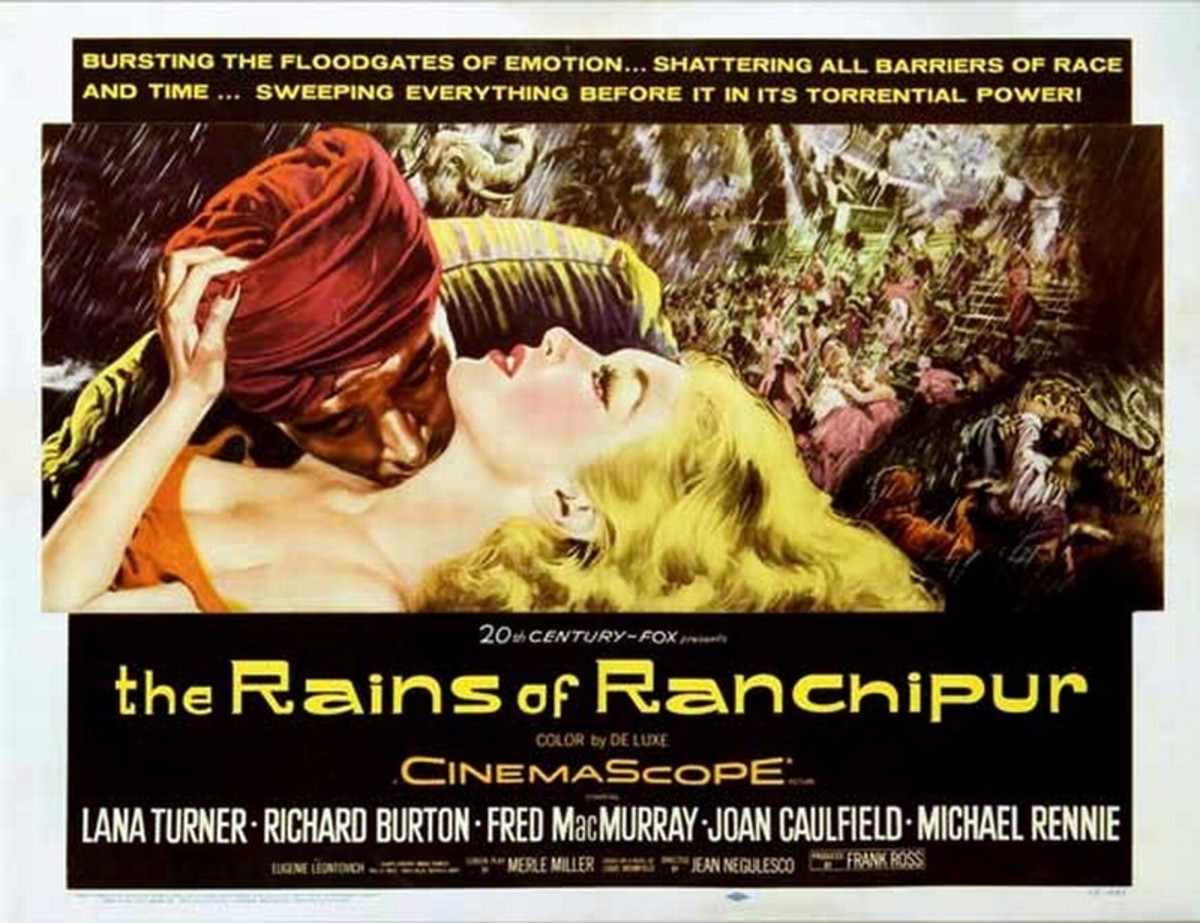 The Rains of Ranchipur 1955