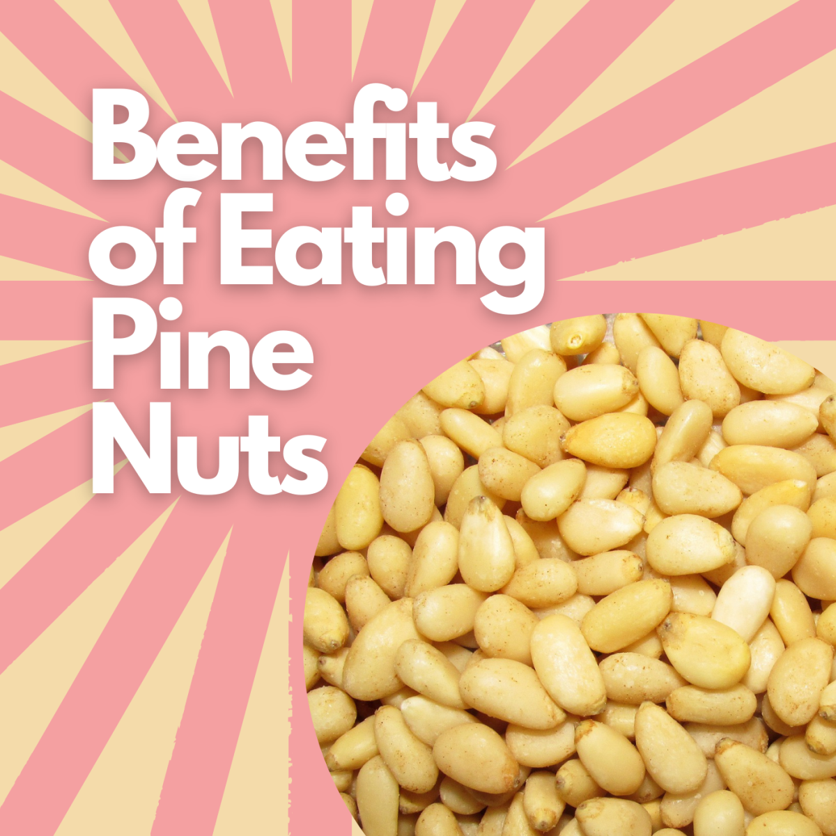Discover the many health benefits of eating pine nuts.