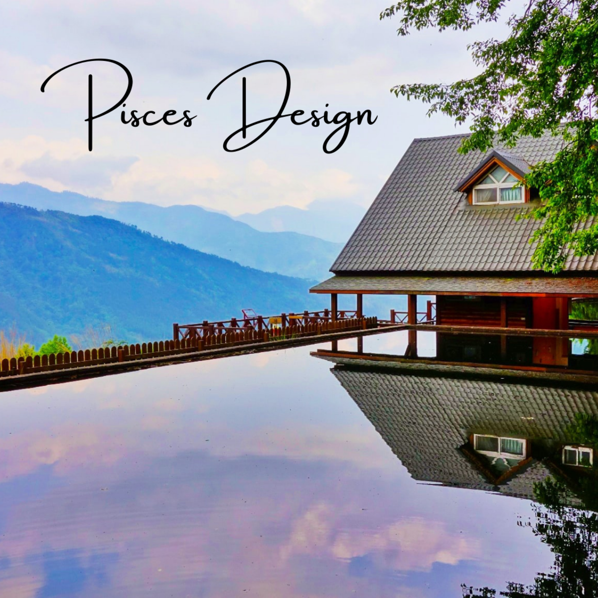A Pisces home is a world of distinct possibilities, repetition, reflection, beauty, grace, elegance, and peace.