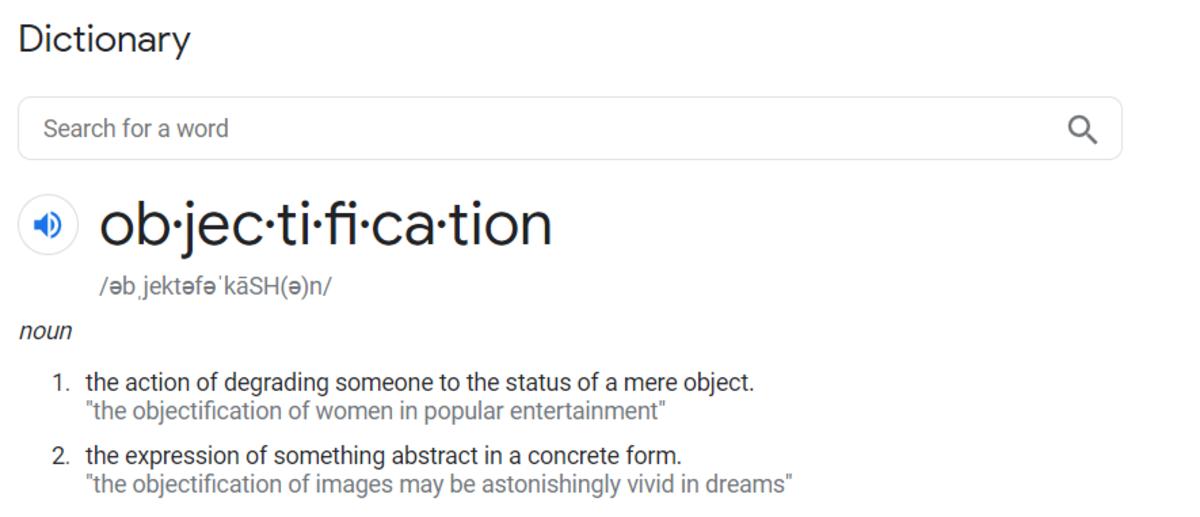 My screenshot of Google Dictionary.