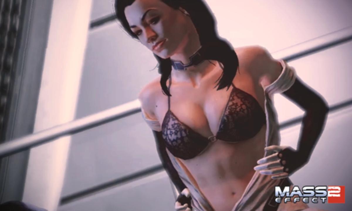 Even Miranda's sex scenes were more tasteful than the butt camera.