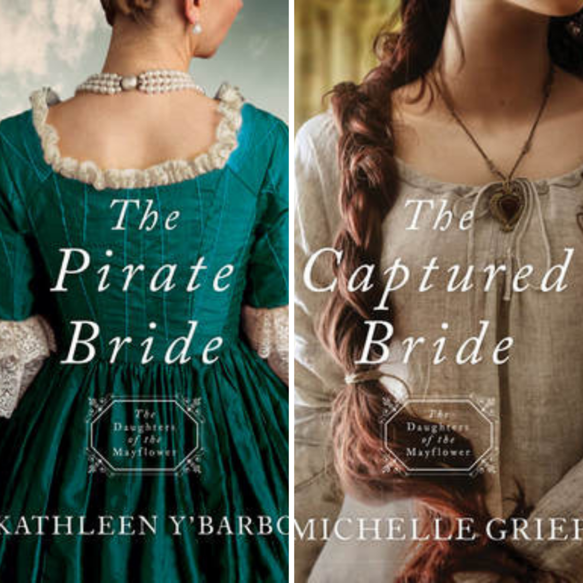 Books 1 & 2 of this wonderful series