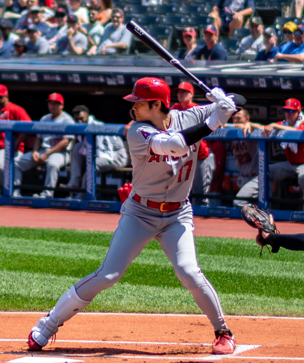 Shohei Ohtani has become one of the best players in Major League Baseball, becoming a standout pitcher and a leading power threat at the plate.
