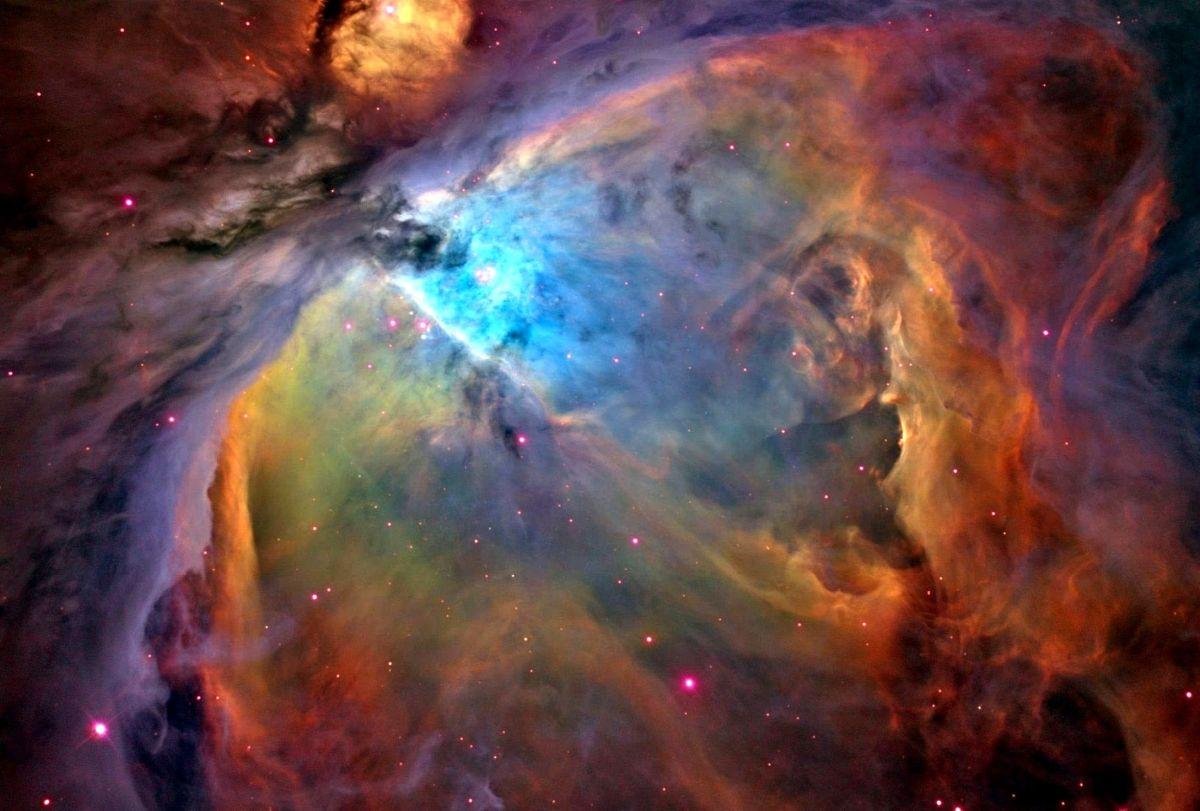 Orion Nebula | Public Domain Image