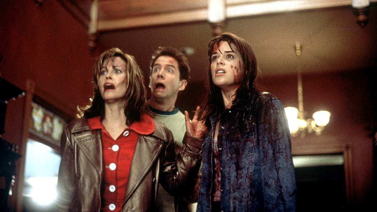 I unapologetically detest the Scream movies largely because of how annoying the characters are. Although I will admit that do appreciate a couple aspects of the first movie & I also enjoyed the first season of the TV show.