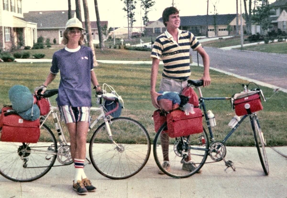 The 1976 tour.
