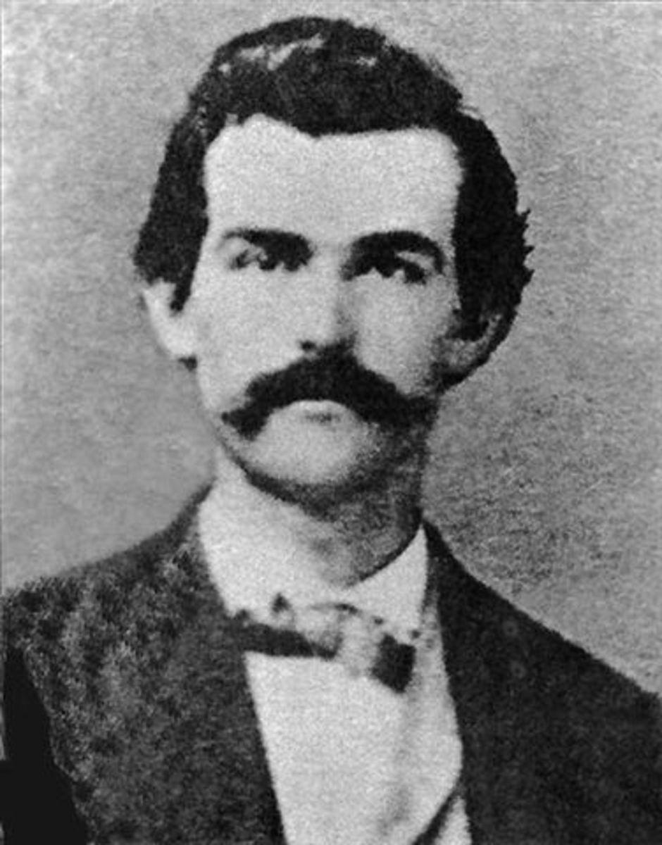 Doc Holliday.