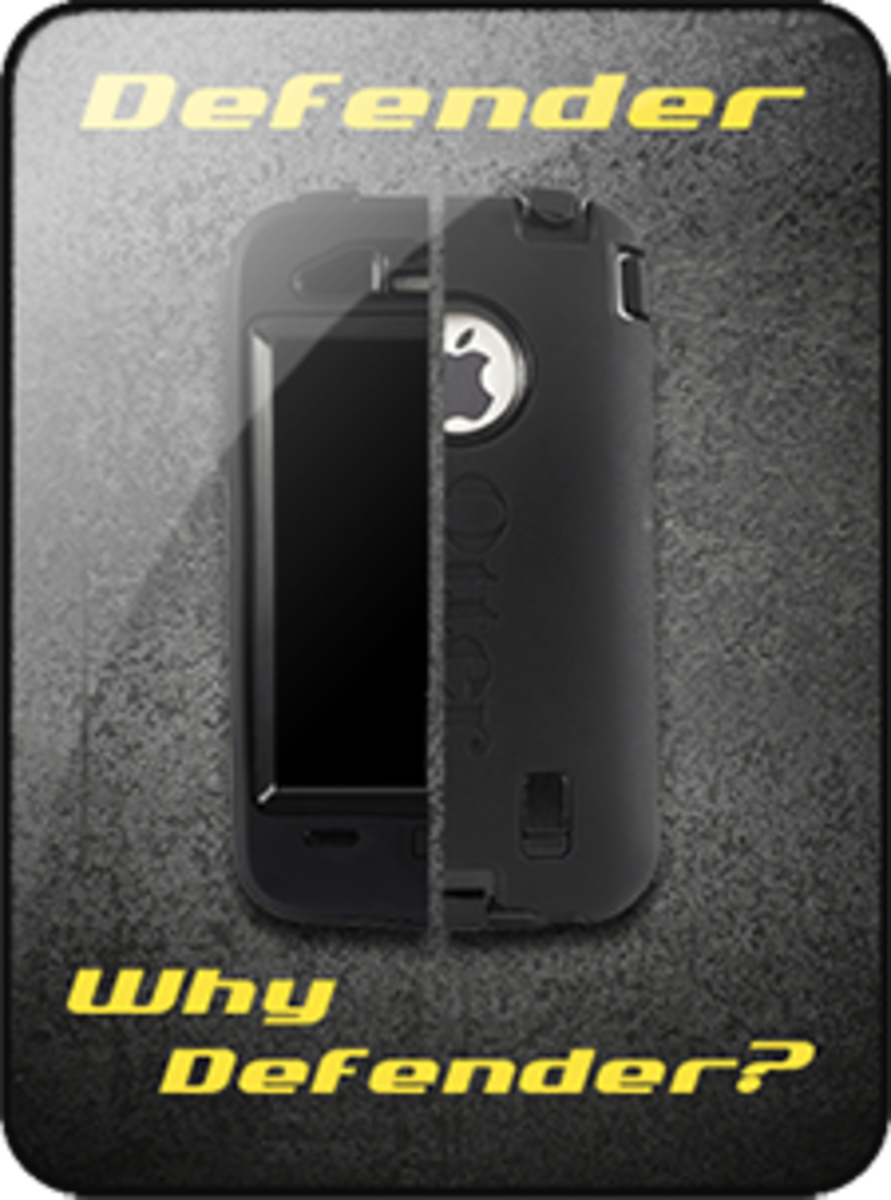 What's the difference between OtterBox Defender , Commuter and Impact Series? (2016 Update)