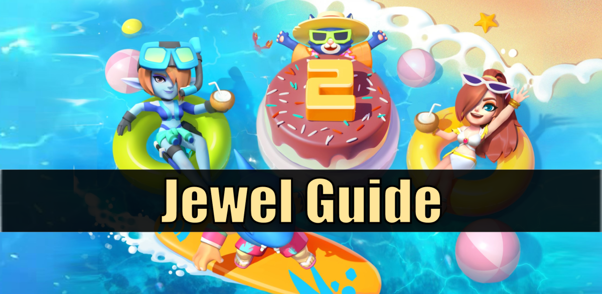 The jewel system allows you to pack your character with more stats and customize them to some degree.