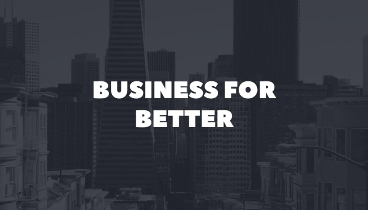 Business for a Better Economy