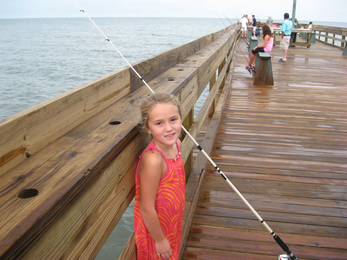 Kids Fishing Poles