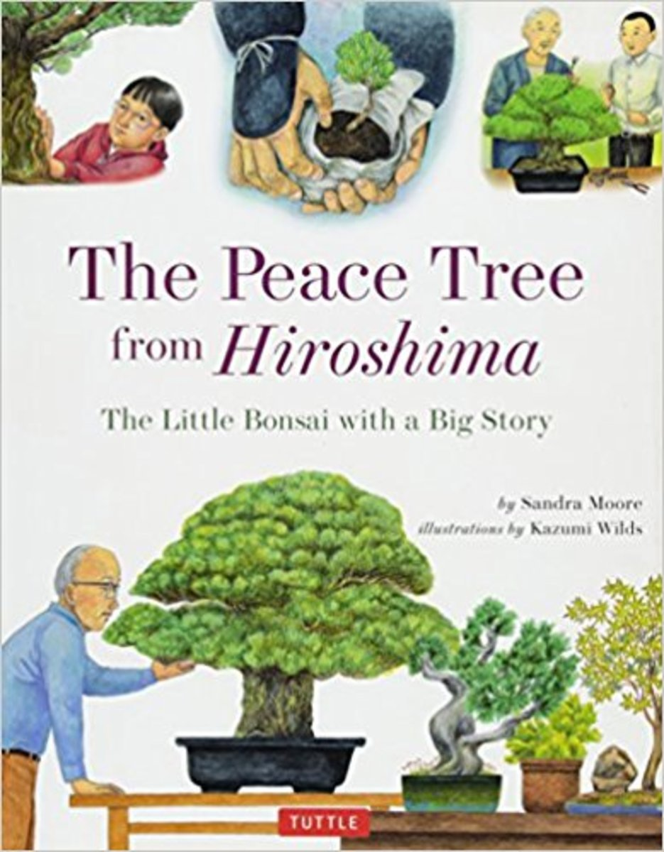The Peace Tree From Hiroshima by Sandra Moore
