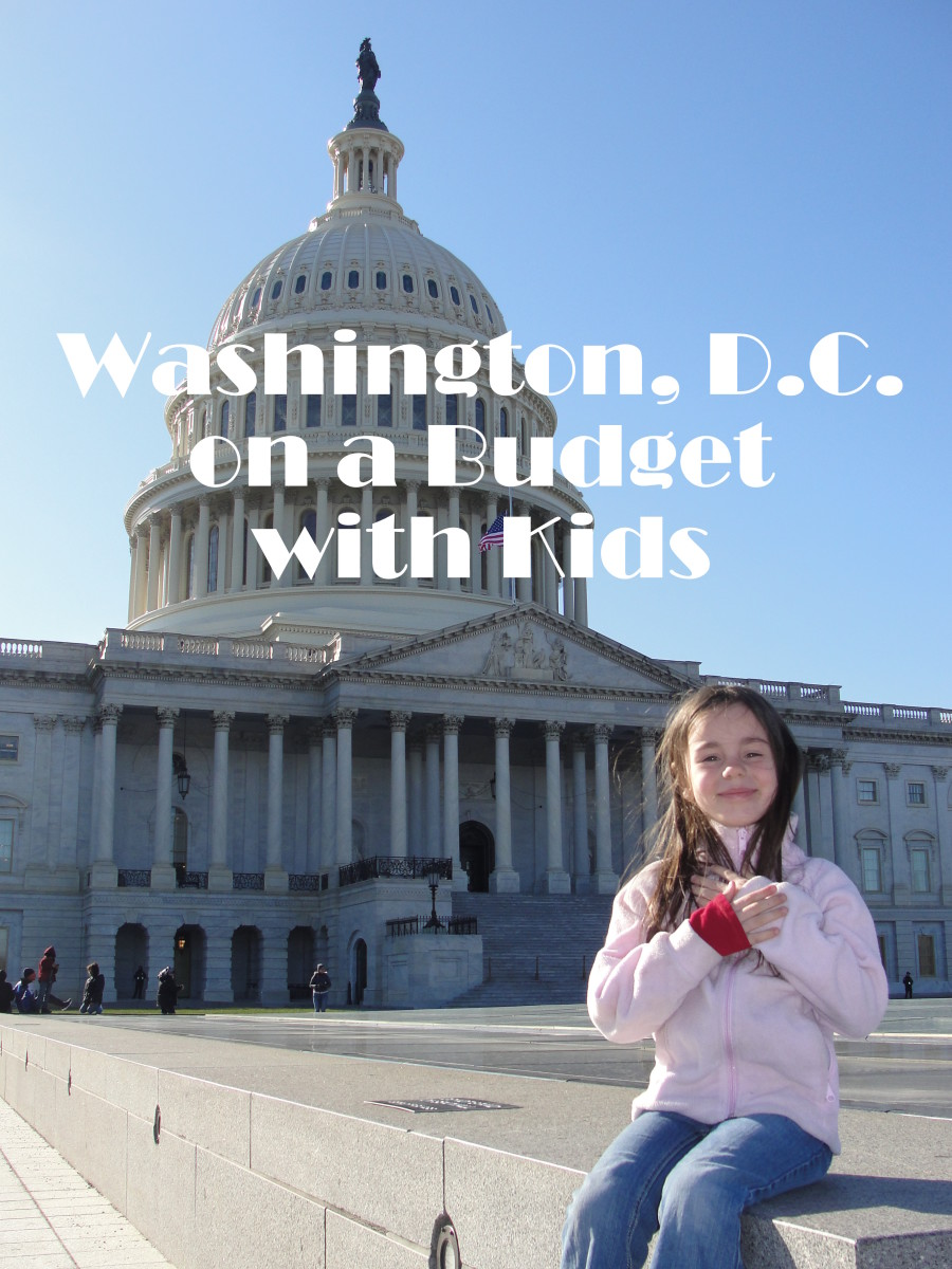 Washington, D.C. on a Budget with Kids