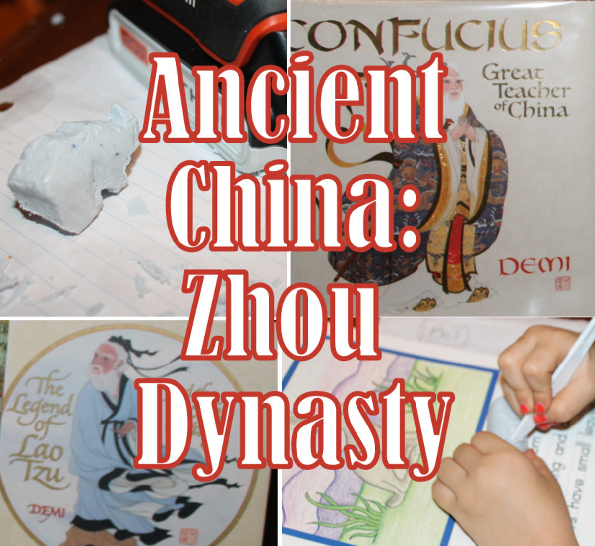 Hands on Lesson Plan on Ancient China & the Zhou (Chou) Dynasty