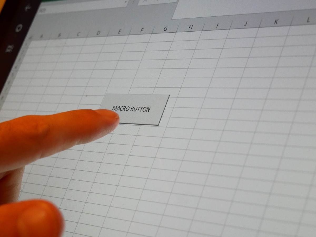 Filter Data In MS Excel With A Macro Button