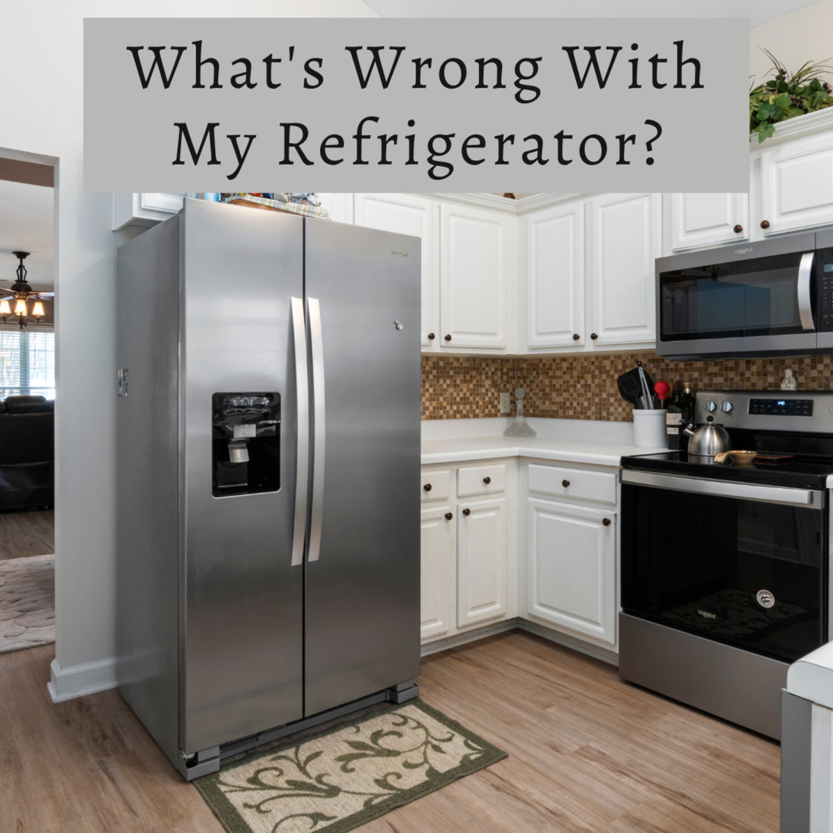Here are six common reasons that may explain why your refrigerator is malfunctioning.