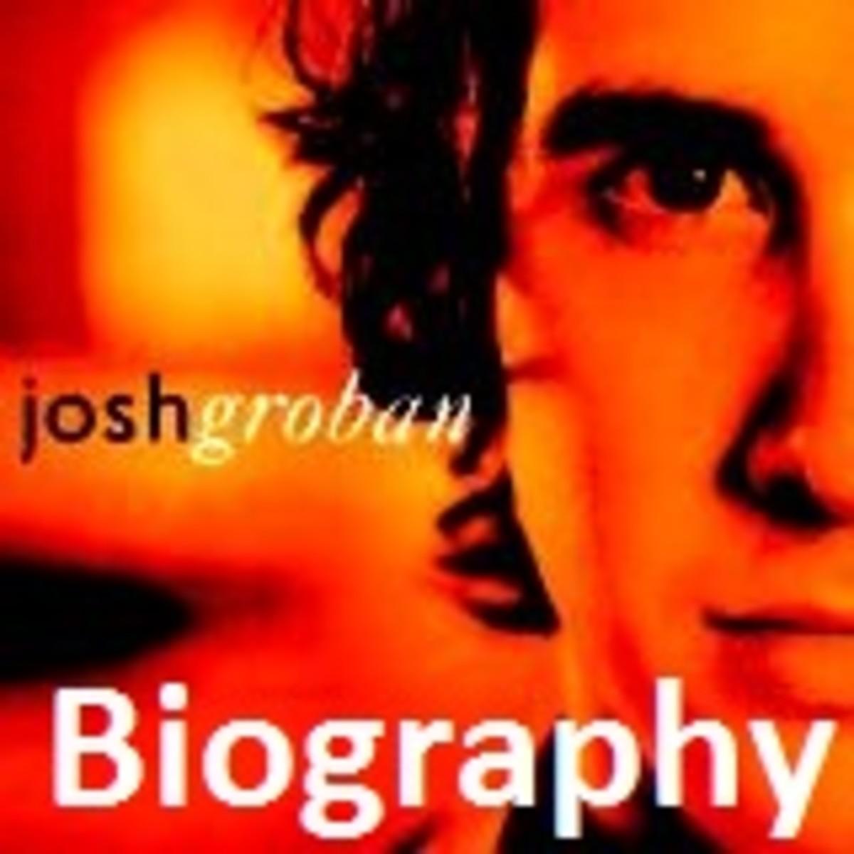 Josh Groban Biography