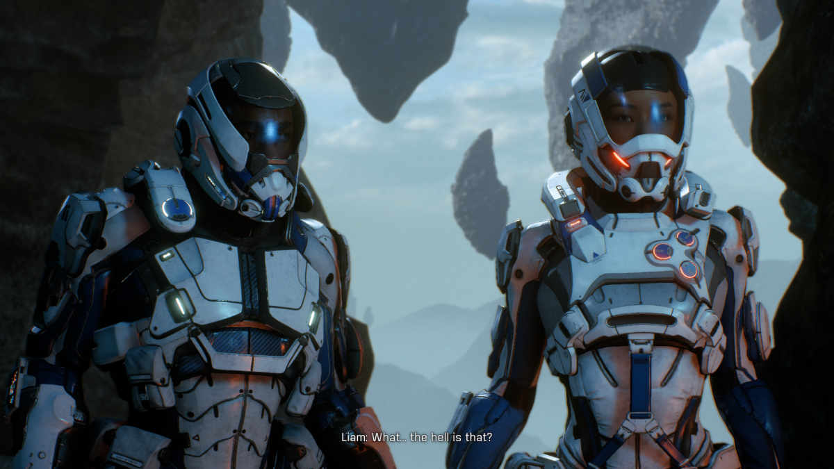 My screenshot of Ryder and Liam during Habitat 7.