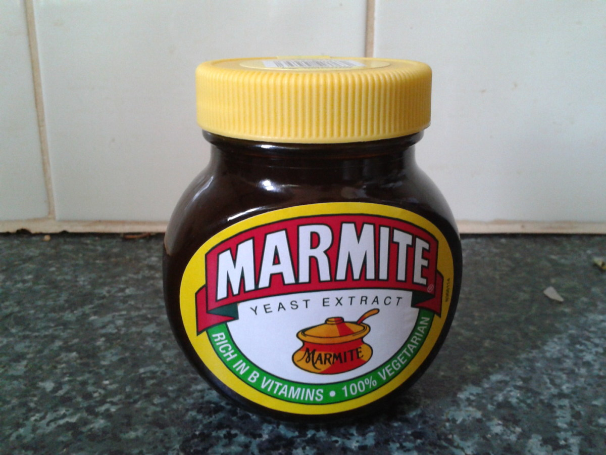 """Marmite: """"Love it or hate it, as the slogan goes"""