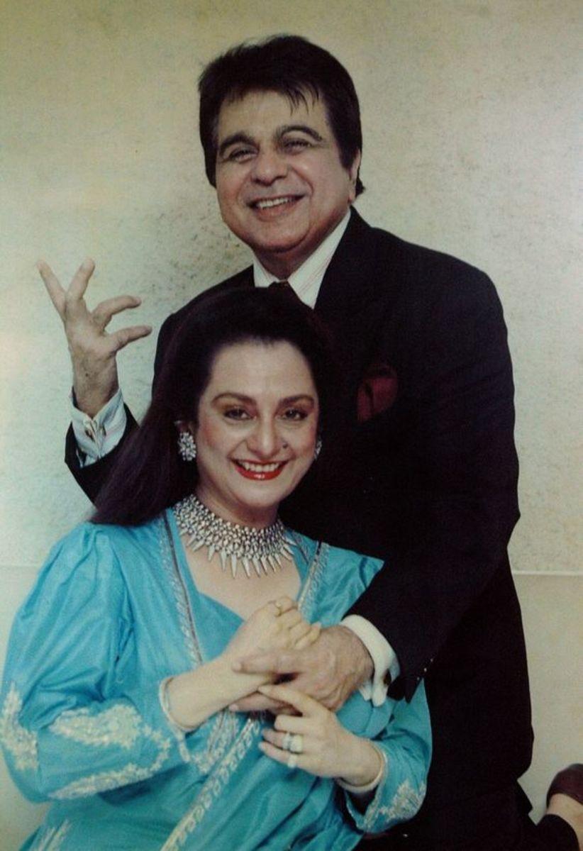 Dilip Kumar's wife Saira Bano He had also knowledge of technology.