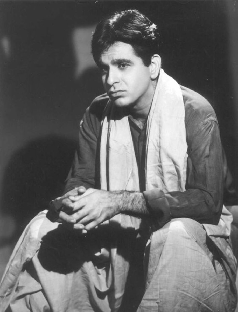 He was known as the 'Tragedy King' and the first Bollywood hero.