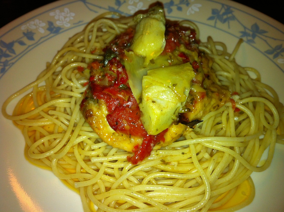 Michael Angelo's Chicken Piccata: Product Review