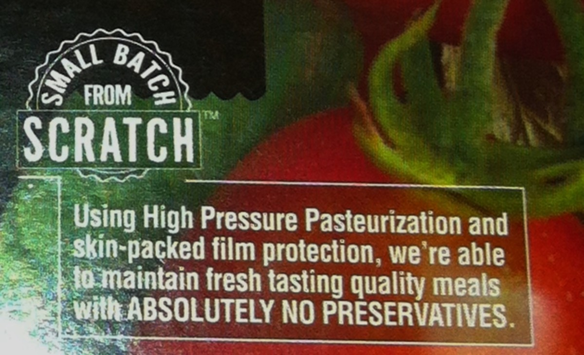 This is what to look for when you are shopping for you and for your family: ABSOLUTELY NO PRESERVATIVES!!