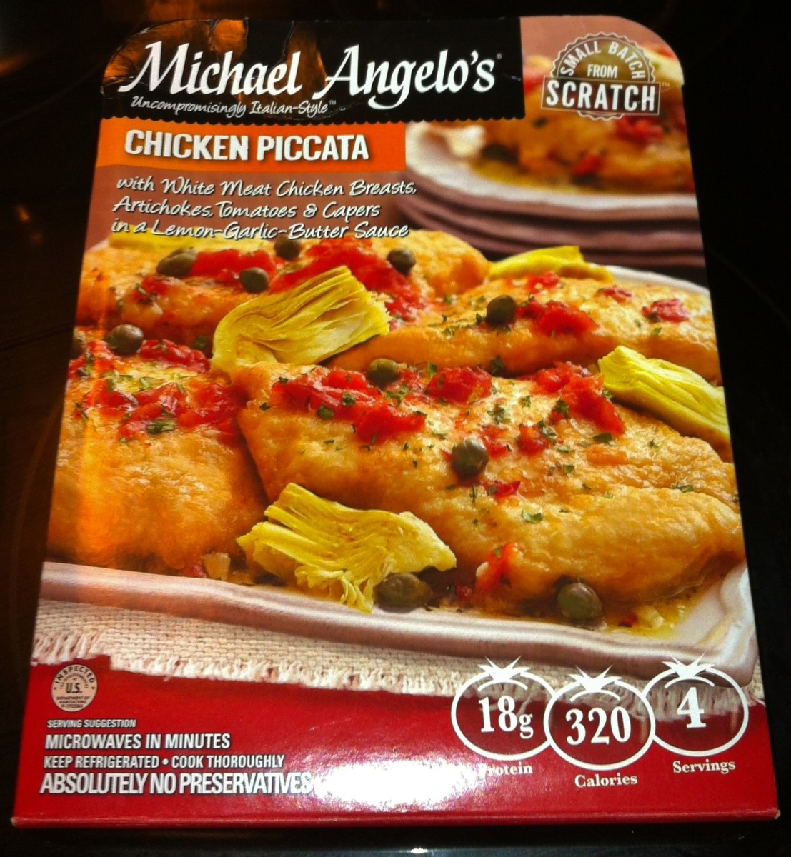michael-angelos-chicken-piccata-product-review