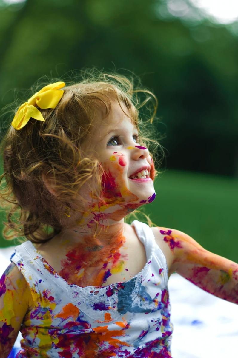 Trade your innocence and curiosity for apathy of a grown up.